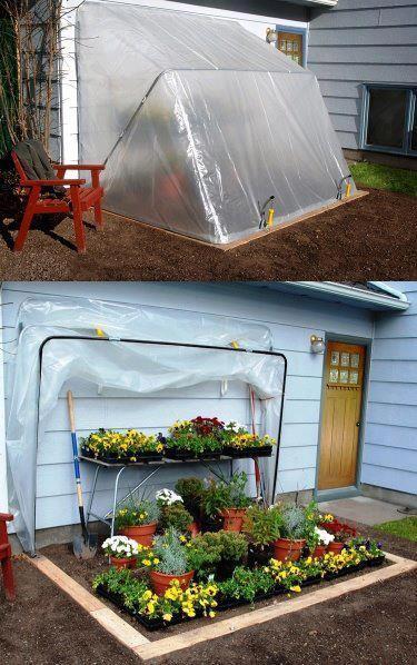 ιδέες με PVC σωλήνες για το σπίτι8
