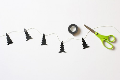 DIY Μοντέρνες Χριστουγεννιάτικές διακοσμήσεις2