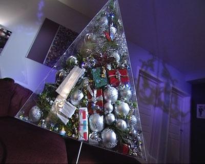 DIY Μοντέρνες Χριστουγεννιάτικές διακοσμήσεις3
