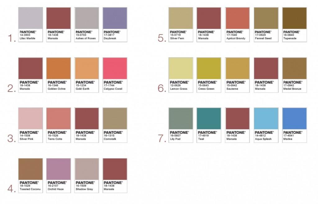 Pantone χρώμα της Χρονιάς 2015 7