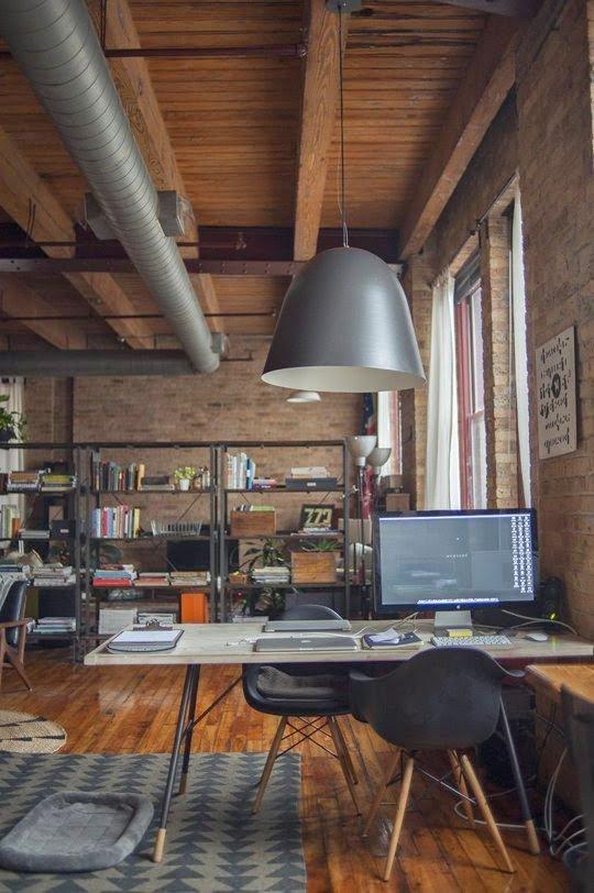Ιδέες για βιομηχανικά σχέδια γραφείου4