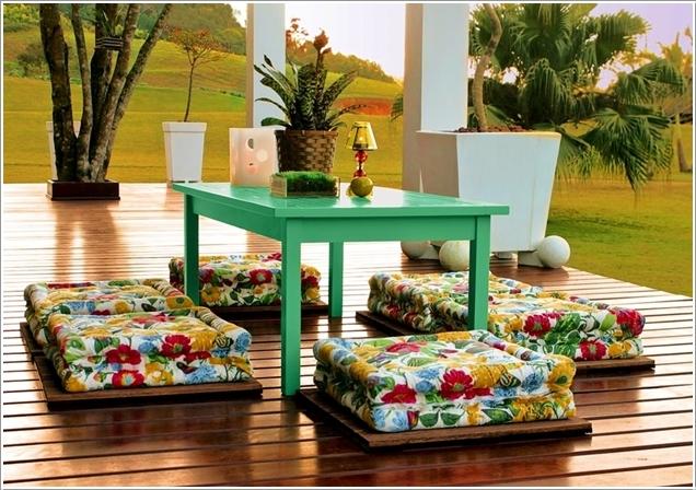 Ιδέες με υπαίθρια καθιστικά για το σπίτι σας1