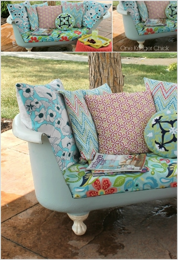 Ιδέες με υπαίθρια καθιστικά για το σπίτι σας10