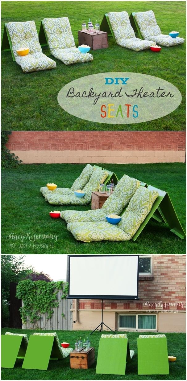 Ιδέες με υπαίθρια καθιστικά για το σπίτι σας8