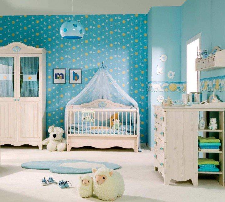 Συναρπαστικά Βρεφικά Δωμάτια14