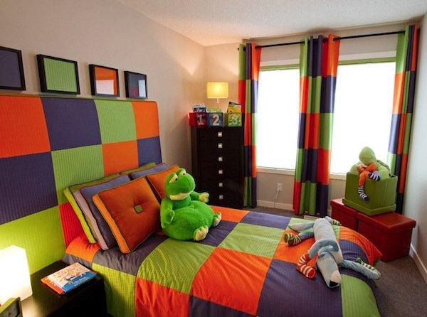 Πολύχρωμες Ιδέες παιδικού  δωματίου 15