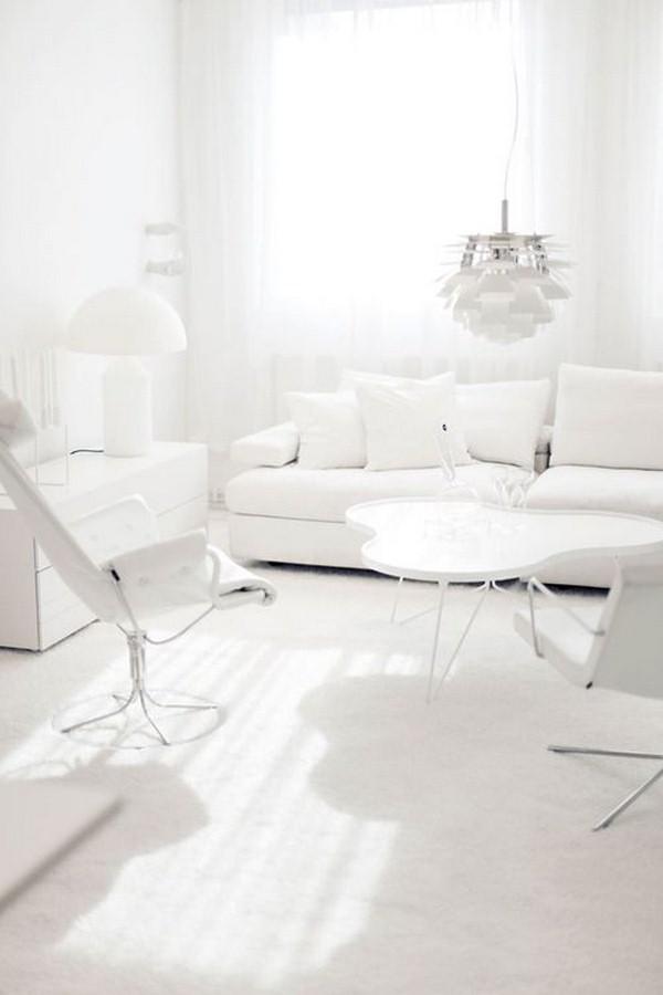 διακόσμηση στο απόλυτο λευκό2