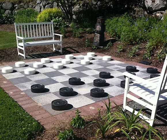 DIY έργα βελτίωσης της αυλής και του κήπου5