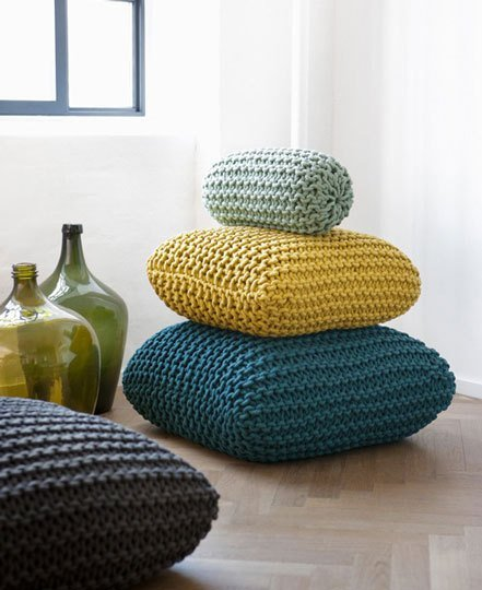 Diy ideas with pouf12
