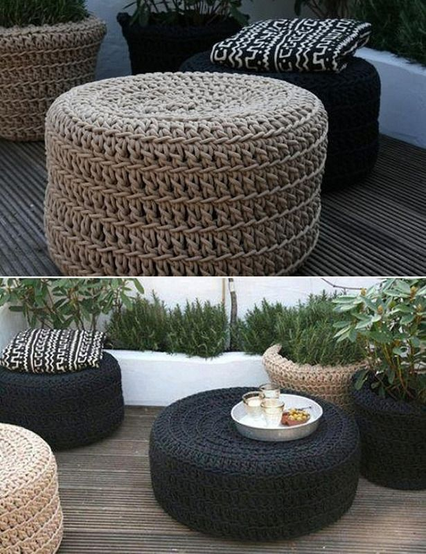 Diy ideas with pouf17