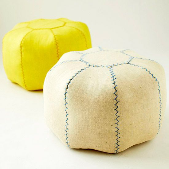 Diy ideas with pouf3