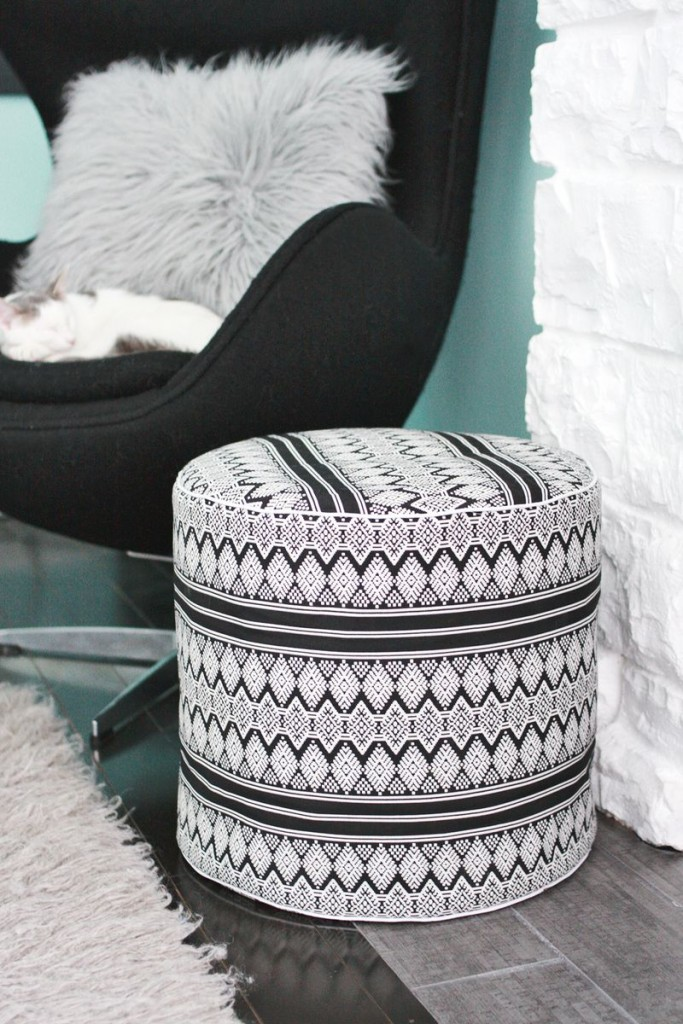 Diy ideas with pouf7