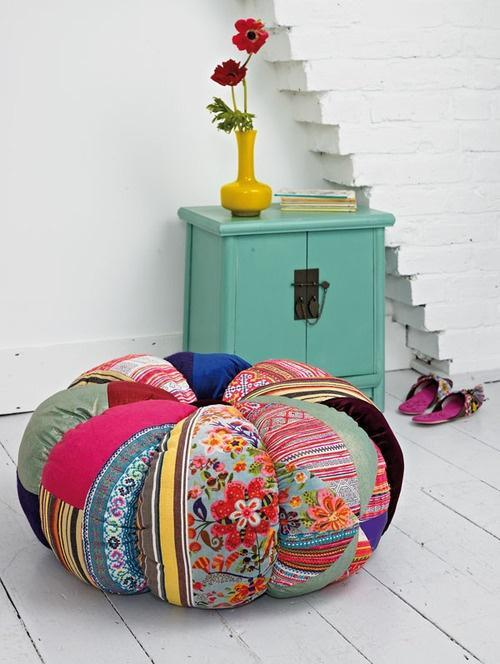 Diy ideas with pouf8