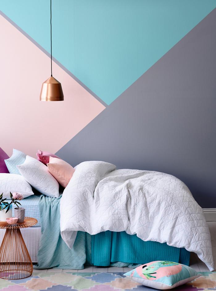 Κομψοί συνδυασμοί χρωμάτων για την κρεβατοκάμαρά2