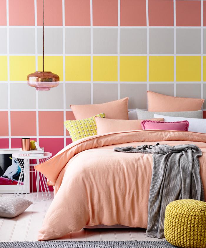 Κομψοί συνδυασμοί χρωμάτων για την κρεβατοκάμαρά3