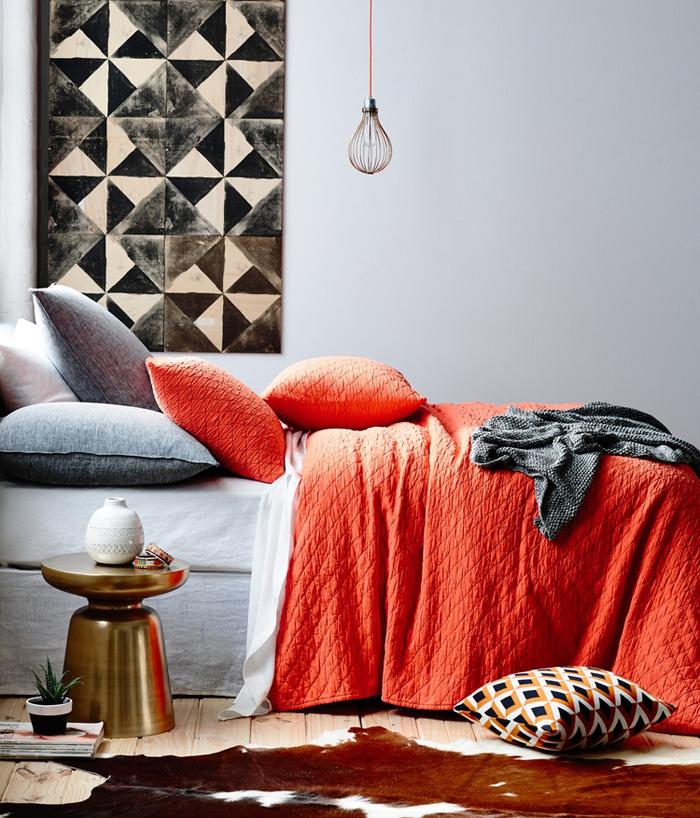 Κομψοί συνδυασμοί χρωμάτων για την κρεβατοκάμαρά5