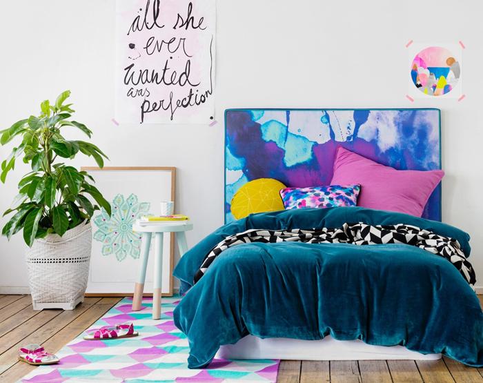 Κομψοί συνδυασμοί χρωμάτων για την κρεβατοκάμαρά7