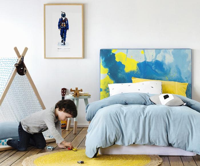 Κομψοί συνδυασμοί χρωμάτων για την κρεβατοκάμαρά9