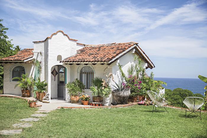 Η μαγεία της απλότητας σε ένα γαλήνιο σπίτι