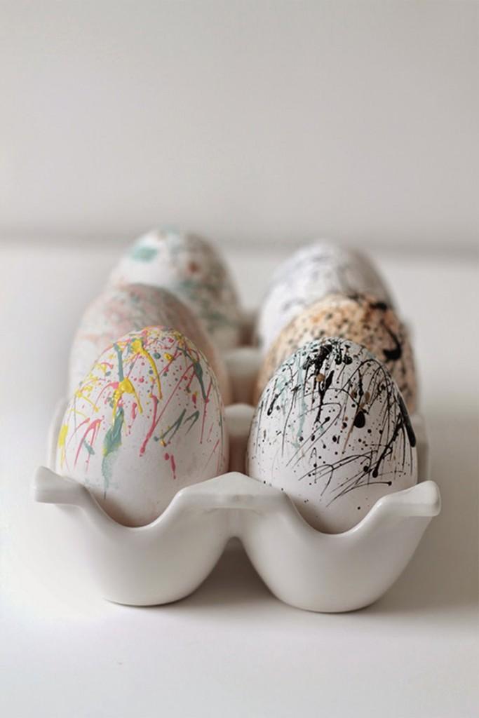 μοντέρνες ιδέες για Πασχαλινά αυγά10