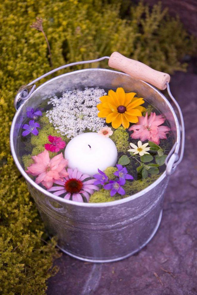 DIY έργα για να ομορφύνετε τον κήπο σας2