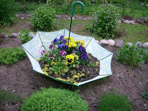 DIY έργα για να ομορφύνετε τον κήπο σας4