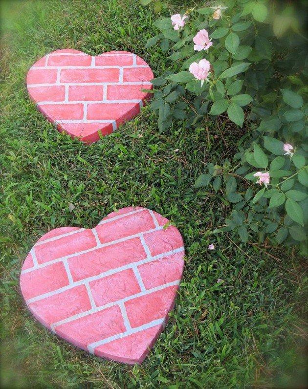 DIY έργα για να ομορφύνετε τον κήπο σας6
