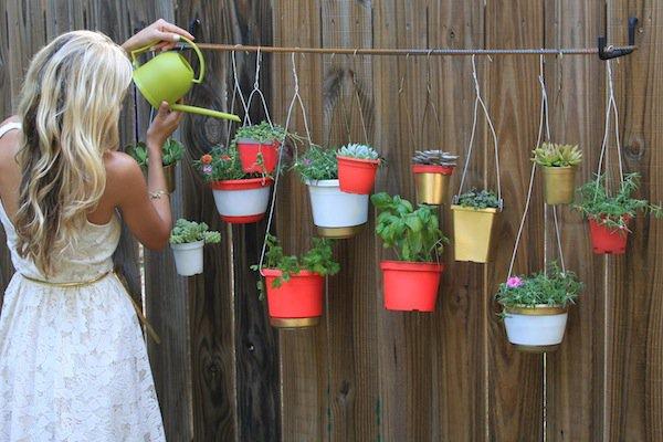 DIY έργα για να ομορφύνετε τον κήπο σας7