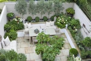Ένας απίθανος κήπος με γεύση μεσογειακή1