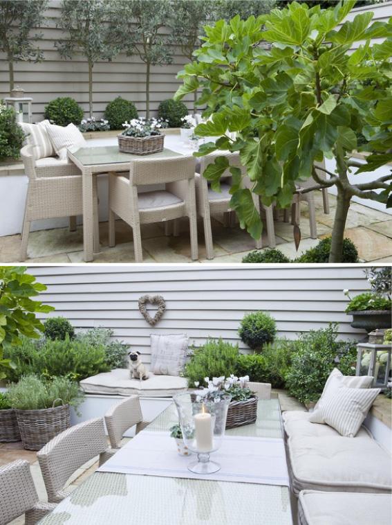 Ένας απίθανος κήπος με γεύση μεσογειακή4