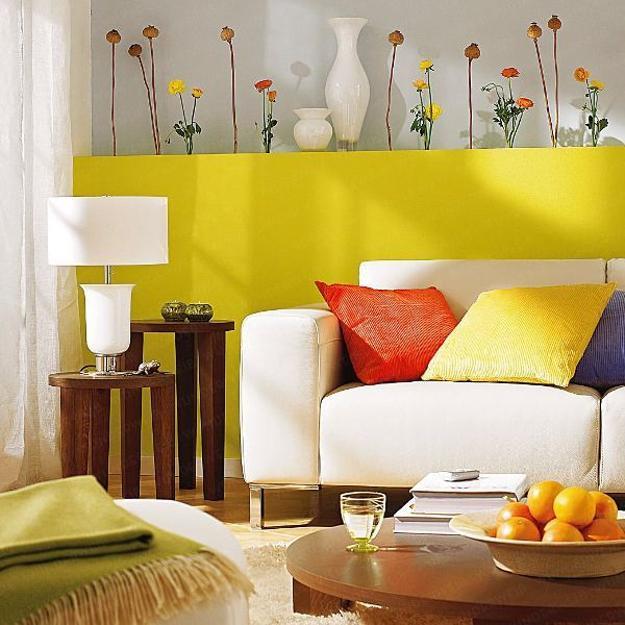 Ιδέες με μοντέρνα και φωτεινά χρώματα 9