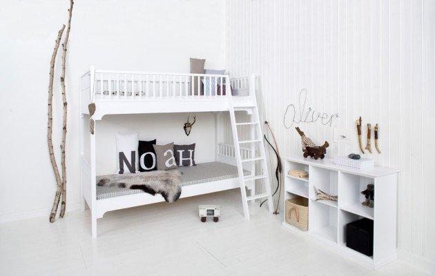Συναρπαστικά σκανδιναβικά παιδικά δωμάτια11