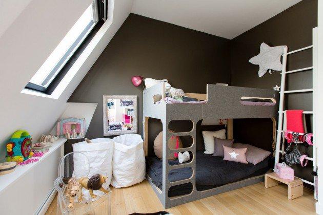 Συναρπαστικά σκανδιναβικά παιδικά δωμάτια6