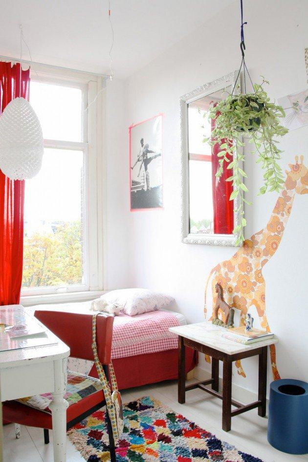 Συναρπαστικά σκανδιναβικά παιδικά δωμάτια7
