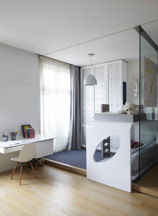 Συναρπαστικά σκανδιναβικά παιδικά δωμάτια9