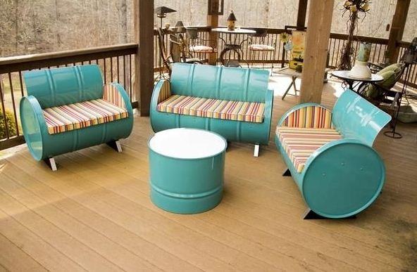 υπαίθριες Ιδέες για καθίσματα8