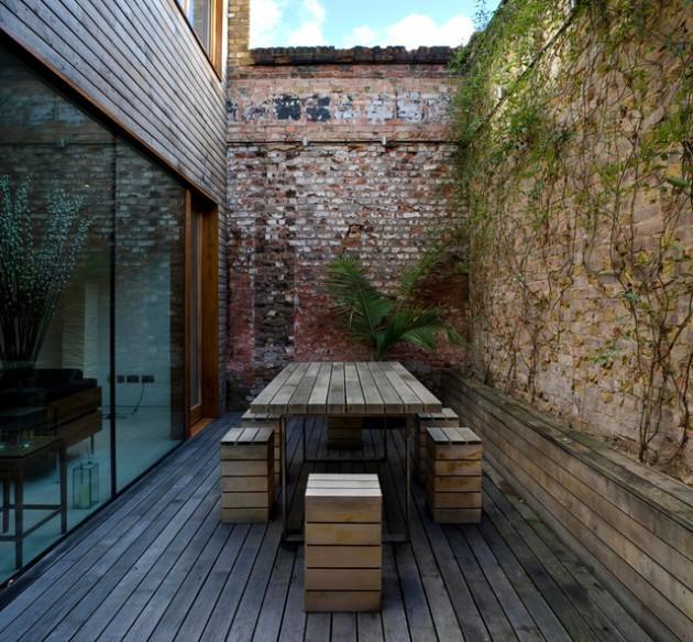 Αξιολάτρευτες Ιδέες Σχεδιασμoύ για τη μικρή αυλή σας5