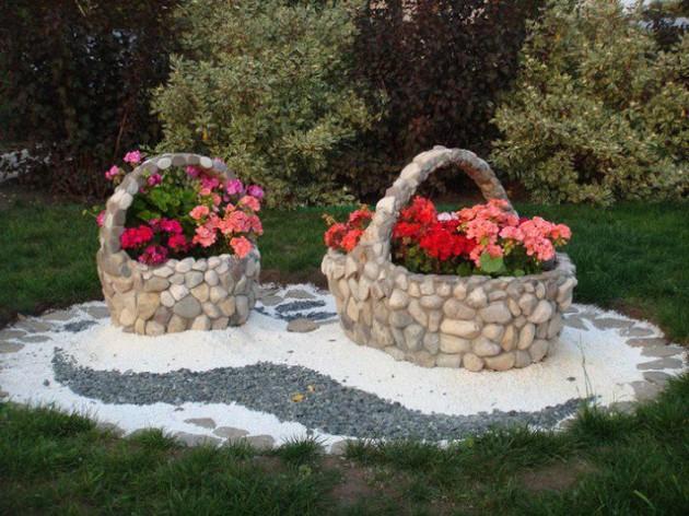 Απίστευτα Ελκυστικές Ιδέες που μπορείτε να εφαρμόσετε στον κήπο σας2