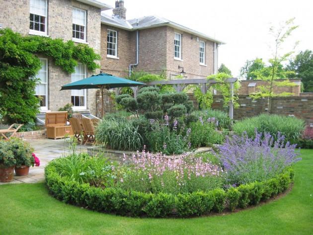 Απίστευτα Ελκυστικές Ιδέες που μπορείτε να εφαρμόσετε στον κήπο σας3