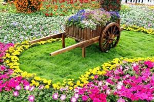 Απίστευτα Ελκυστικές Ιδέες που μπορείτε να εφαρμόσετε στον κήπο σας7