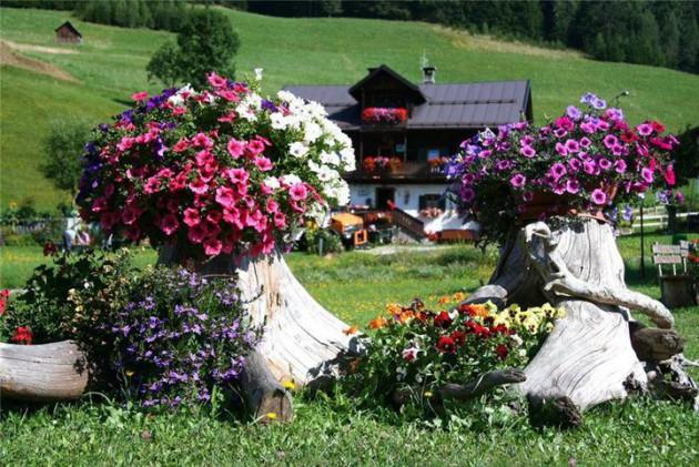 Απίστευτα Ελκυστικές Ιδέες που μπορείτε να εφαρμόσετε στον κήπο σας9