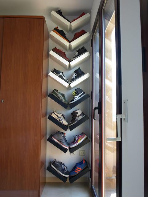 Δημιουργικοί τρόποι για να αποθηκεύσετε παπούτσια1