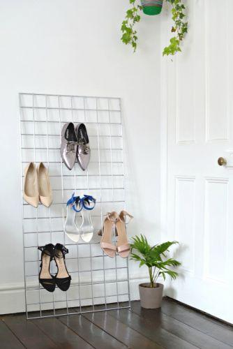 14 Δημιουργικοί τρόποι για να αποθηκεύσετε παπούτσια