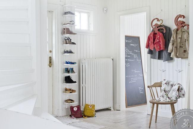 Δημιουργικοί τρόποι για να αποθηκεύσετε παπούτσια12