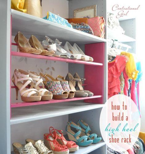 Δημιουργικοί τρόποι για να αποθηκεύσετε παπούτσια14