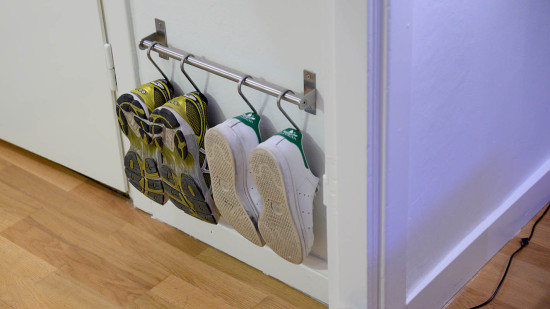 Δημιουργικοί τρόποι για να αποθηκεύσετε παπούτσια2