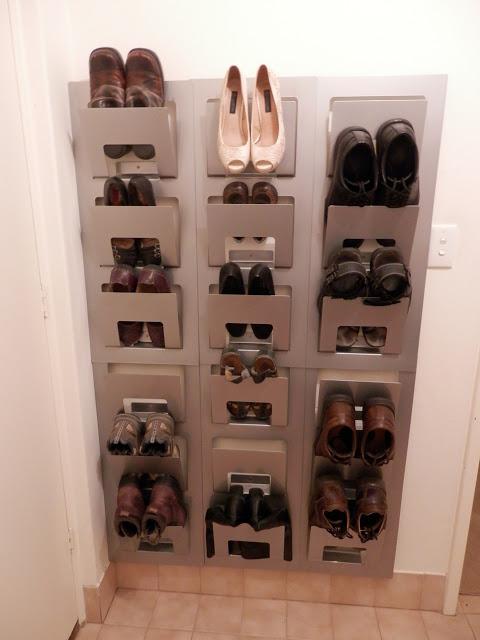 Δημιουργικοί τρόποι για να αποθηκεύσετε παπούτσια3