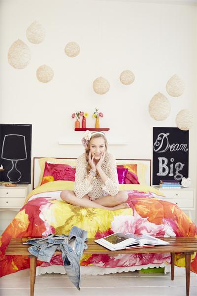 Ιδέες για υπέροχο κοριτσίστικο Diy ντεκόρ δωματίων4
