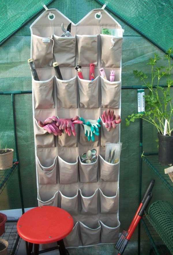 DIY λύσεις αποθηκευτικού χώρου για την αυλή και τον κήπο σας12