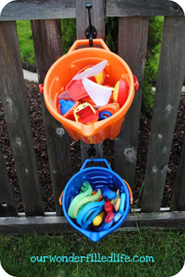 DIY λύσεις αποθηκευτικού χώρου για την αυλή και τον κήπο σας2